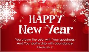 top 7 encouraging bible verses about new year
