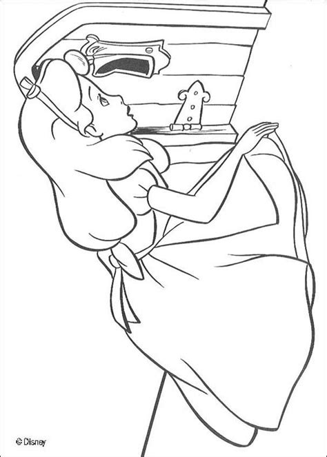 alice in wonderland coloring pages alice 18