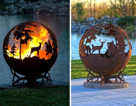 feuerstelle aussenbereich feuerstelle designs die sie einfach faszinieren