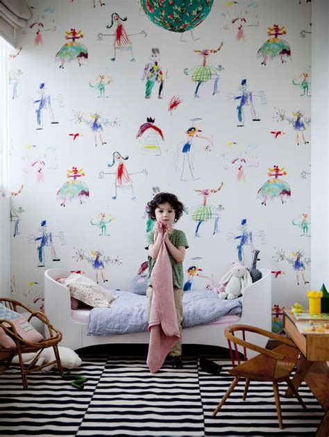 Top 10 Children S Wallpapers Mcgrath Ii Blog Wallpaper For Kid Room