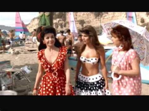 lori loughlin singing annette funicello sings quot jamaica ska quot in back to the beach