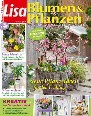 Blumen Und Pflanzen Abo 1452 by Mein Sch 246 Ner Garten Zeitschriften