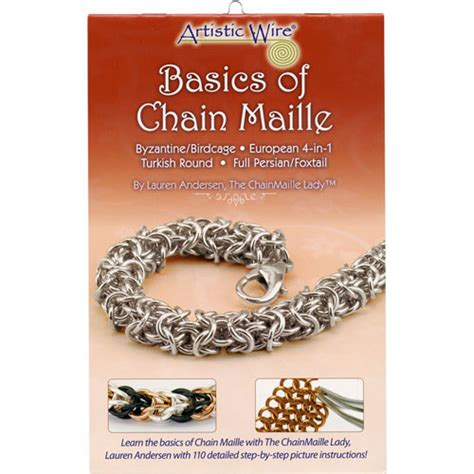 basics of jewelry book basics of chain maille