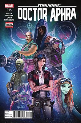wars doctor aphra vol 2 doctor aphra and the profit wars doctor aphra 15 2018 comicscodes