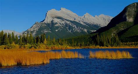 photo vermilion lakes  image  pixabay