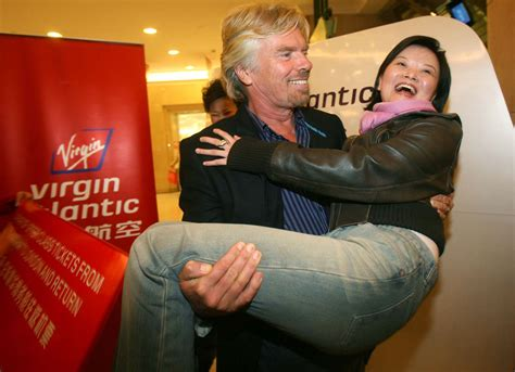 actress lifting and carrying actor 34 photos of richard branson that will make you go hmm