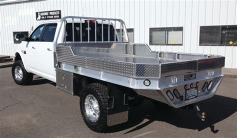 aluminum flat bed highway products inc strongback aluminum truck flatbed