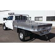 Highway Products Inc Strongback Aluminum Truck Flatbed