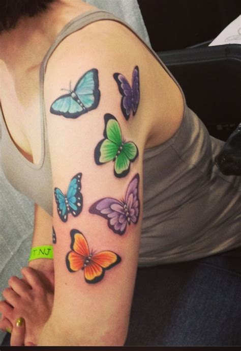 butterfly tattoo sleeve designs butterfly half sleeve my body is a canvas tattoos