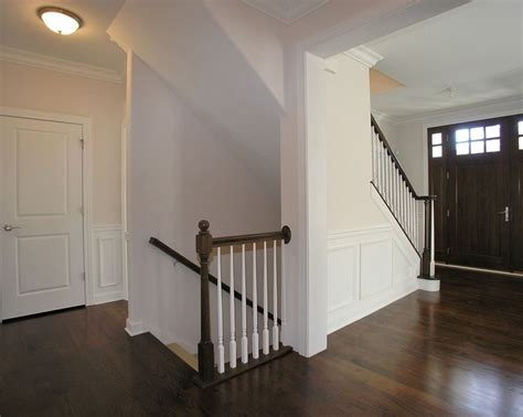 Open Concept Farmhouse by Open Basement Staircase For The Home Pinterest