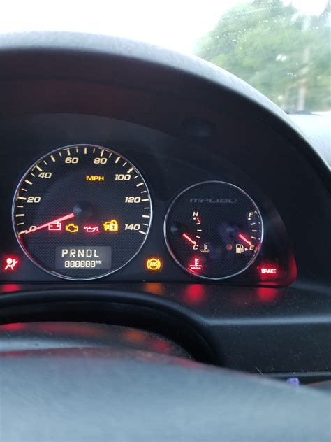 car with lock light on dash chevrolet malibu questions dashbord warnings on at the