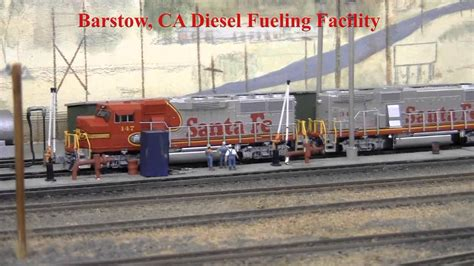 santa fe layout youtube 1991 santa fe gp60m doublestacks n scale youtube