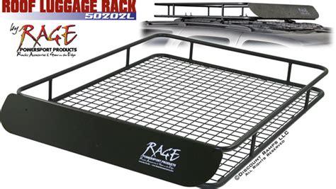 Rage Roof Rack by Rage Roof Rack Jeep Forum