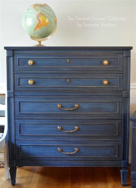 Blue Dresser by 25 Best Ideas About Navy Dresser On Vintage