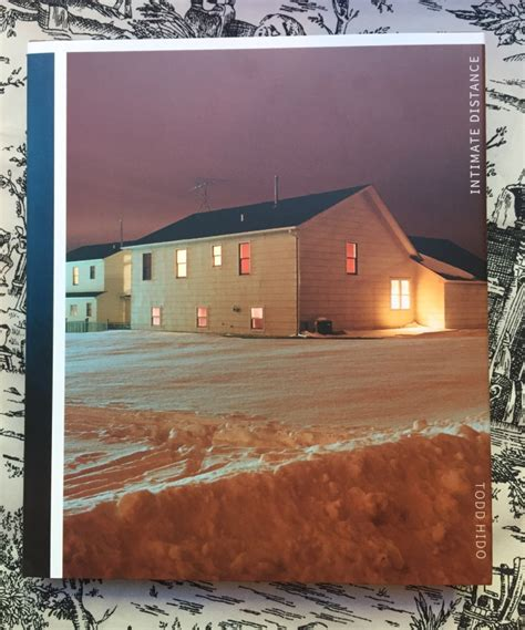 todd hido intimate distance intimate distance todd hido first edition