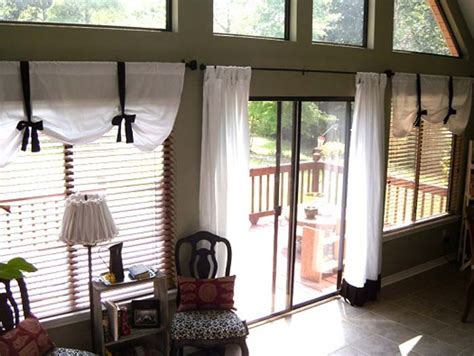 window treatment ideas for sliding glass doors window treatments for sliding glass doors sn desigz