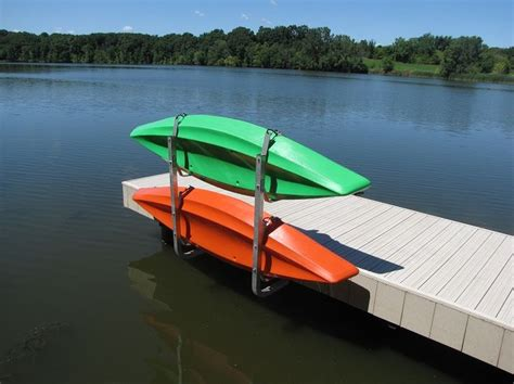 Kayak Shelf by Best 25 Boat Dock Ideas On Dock Ideas Lake
