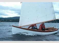 Gartside Boats - Custom Boatbuilding - 14 ft Lapstrake ... Skylark Books