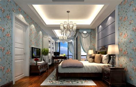 cool bedroom wallpaper designs for your small home