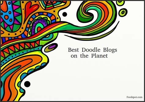how to use favorite doodle top 20 doodle blogs websites for doodlers and doodle