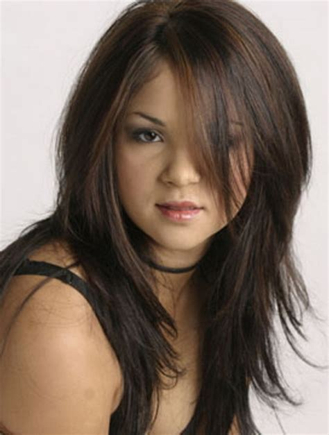haircuts for long straight hair round face haircuts for long hair and round face
