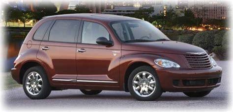 Chrysler Pt Cruiser Mpg by Chrysler Pt Cruiser Gas Mileage Mpgomatic