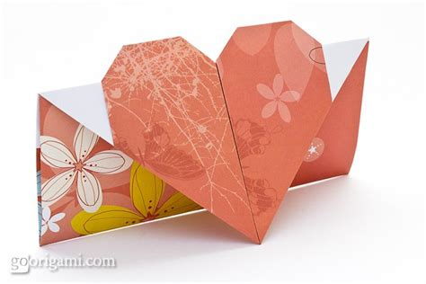 Single Sheet Origami - origami envelope by eric strand go origami