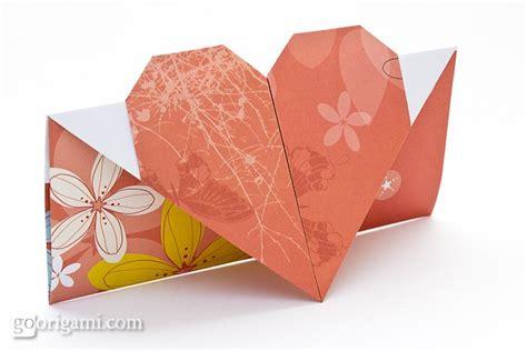 Origami One Sheet - origami envelope by eric strand go origami