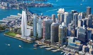ferry boat developments sydney harbour wharf redevelopment at barangaroo cost 6bn