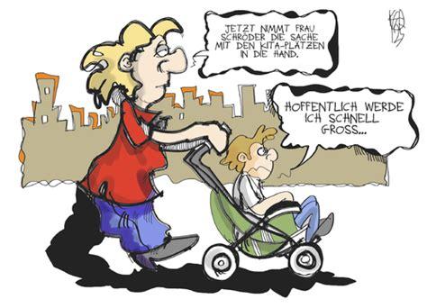 Plan 65 by Kita Ausbau Von Kostas Koufogiorgos Politik Cartoon