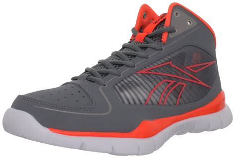 reebok basketball shoes for reebok reebok mens sublite pro rise basketball shoe in