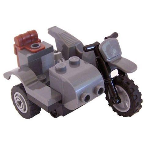 Lego Motorrad Mit Beiwagen by Lego Indiana Jones Motorcycle Price Compare