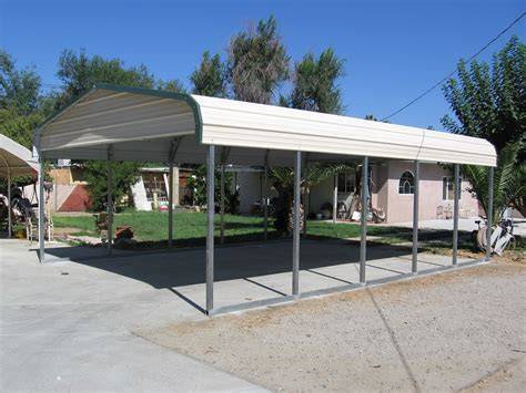 Metal Carport Structures Metal Sheds Carports