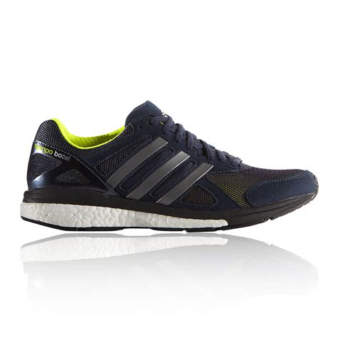 adidas road running shoes adidas adizero tempo 7 womens blue road running sports