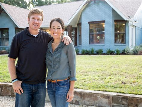 chip and joanna gaines home fixer upper yours mine ours and a home on the river