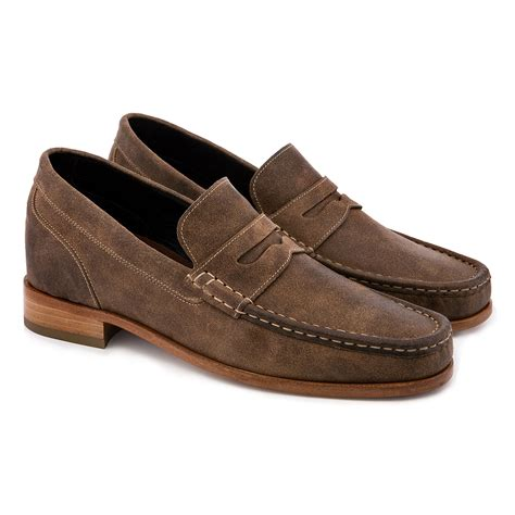 elevator loafers spain guidomaggi