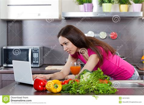 The Juice Kitchen by Drink The Juice In The Kitchen Stock Photos Image