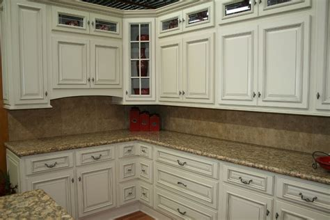 Decorative Antique White Kitchen Cabinets All Home How To Antique White Kitchen Cabinets