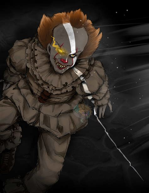 pennywise  wallpaper desktop background minionswallpaper