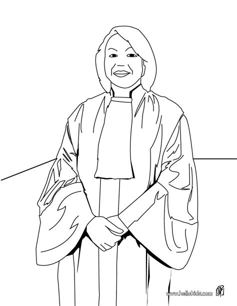 coloring book for lawyers judge coloring pages hellokids