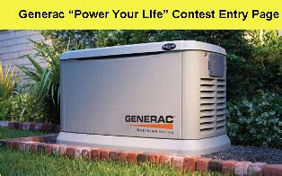 Todays Homeowner Com Sweepstakes - today s homeowner win one generac air cooled guardian series gen