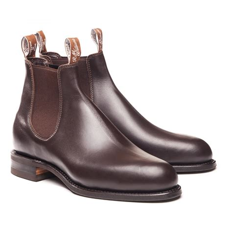 rm williams boots mens rm williams comfort turnout boot mens from cho fashion