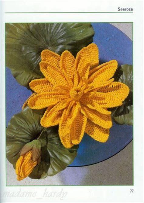 fiori a uncinetto schemi gratis fiori uncinetto dalia1 magiedifilo it punto croce