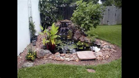 Small Water Garden Ideas Amazing Small Water Garden Design Ideas