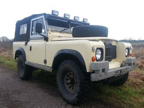 rebuilt land rover engines for sale tax exempt rebuilt swb series iii landy for sale 1972 on