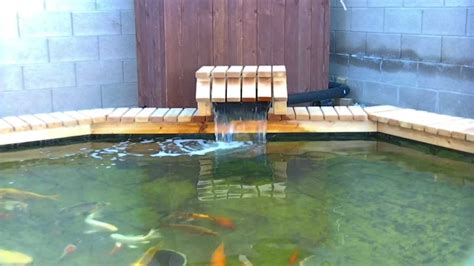Small Backyard Pond Pond Waterfalls Kit And Cheap Youtube