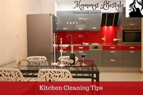 kitchen cleaning tips 13 kitchen cleaning tips that can be done easily and