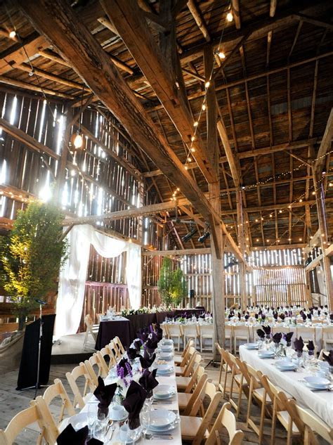 Barn Wedding Venues in Canada   Weddingbells