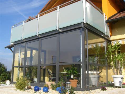 wintergarten auf balkon winterg 228 rten berchtold metallbau de