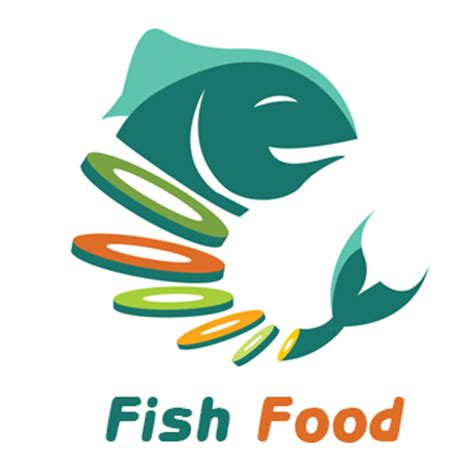 Food Logo Design fish food logo design prolines